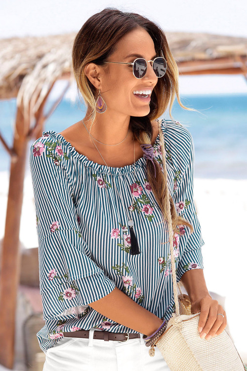 Urban Off the Shoulder Top
