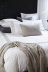 Florence Embroidered Duvet Cover Set