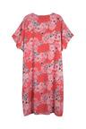 Plus Size - Sara Pocket Shift Dress