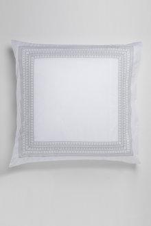 Florence Embroidered European Pillowcase Pair