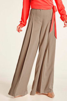 Heine Pleat Front Trousers - 233985