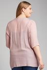 Plus Size - Sara Drape Jacket