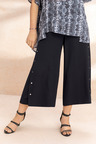 Plus Size - Sara Side Split Pants