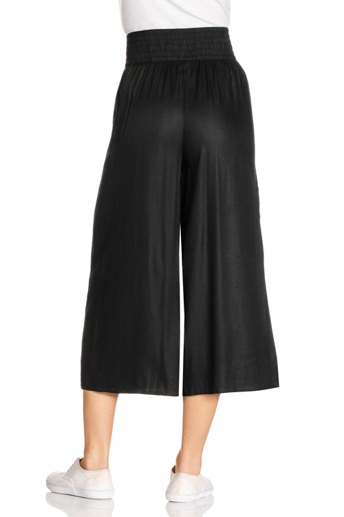 Capture Pull On Culottes
