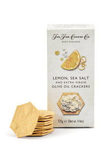 The Fine Cheese Co Extra Virgin Olive Oil Crackers