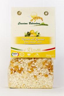 Cascina Belvedere Lemon Risotto