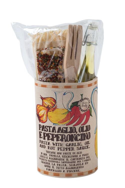 Pasta Kit Aglio Olio Peperoncino & Spoon