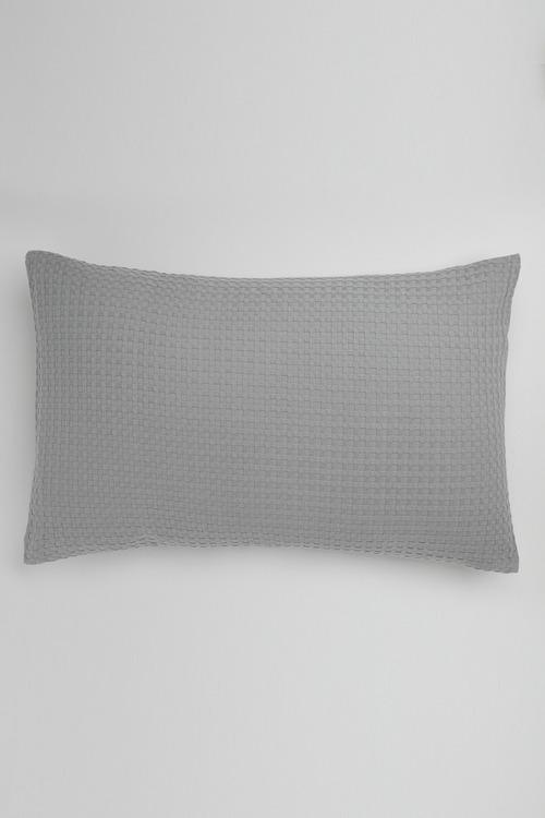 Waffle Pillowcase Pair