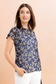 Capture Printed Shell Top - 234135