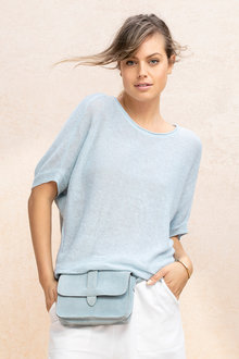 Emerge Batwing Lightweight Knit