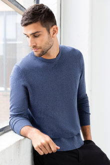Jimmy+James Mens Crew Neck Jumper