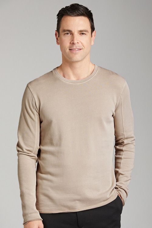 Jimmy+James Mens Crew Neck Sweater