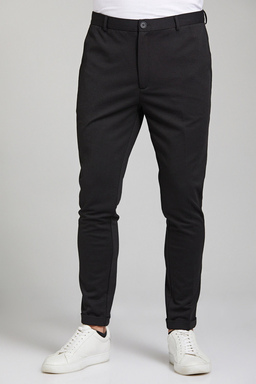 Jimmy+James Men's Cuffed Chino