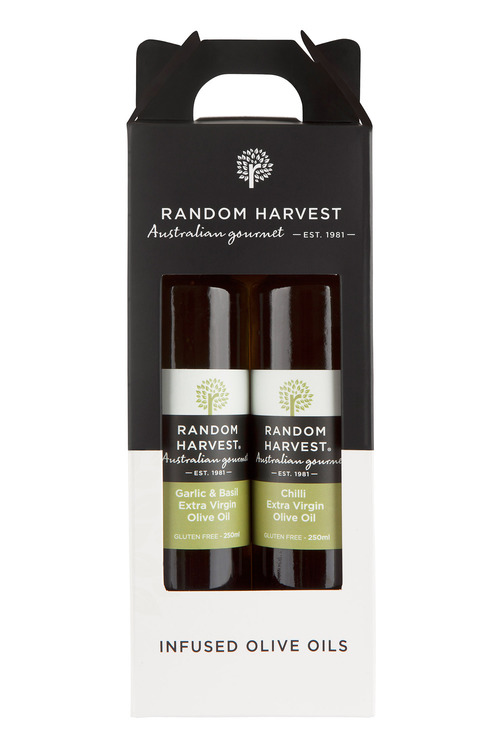 Infused Olive Oil Set of Two