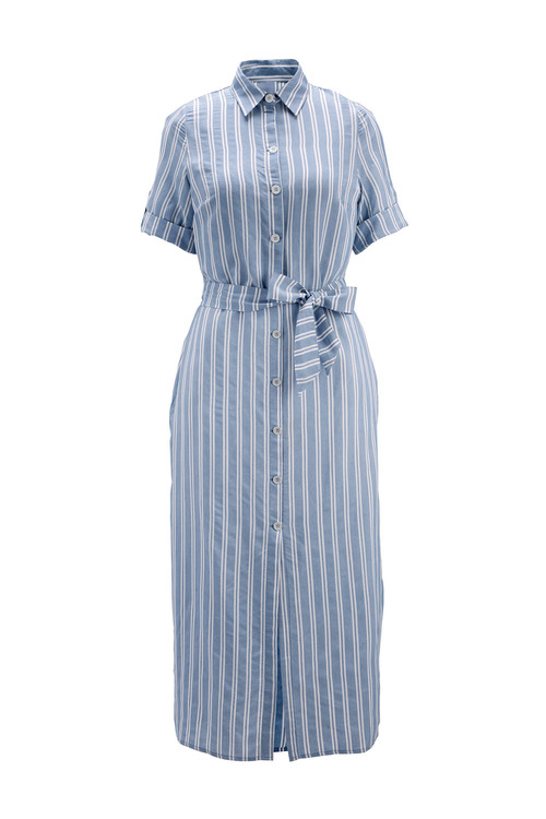 Heine Stripe Shirt Dress