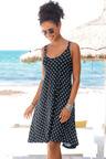Urban Cross Strap Beach Dress