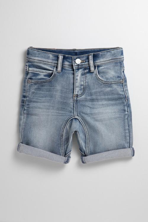 Pumpkin Patch Denim Shorts