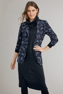 Capture Printed Blazer - 234254