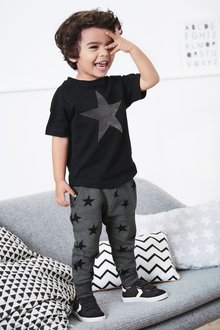 Next Star T-Shirt and Jogger Set (3mths-7yrs)