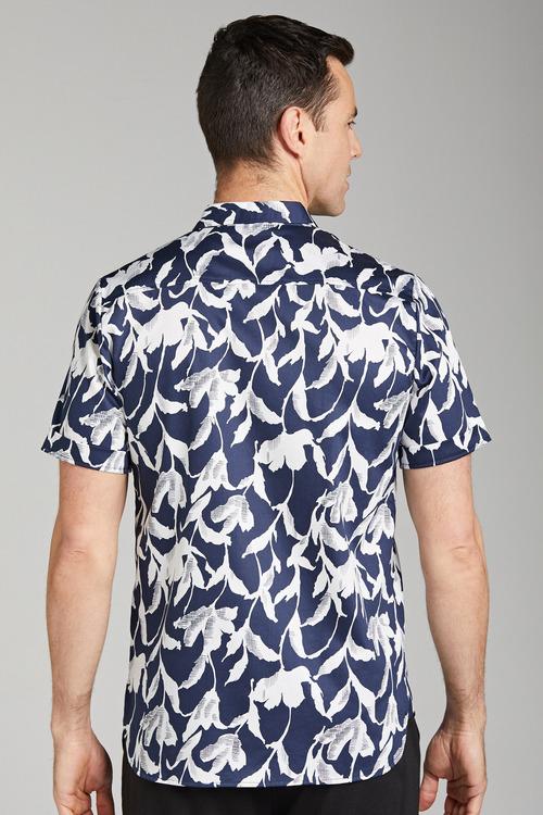 Jimmy+James Men's Short Sleeve Shirt