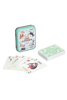 Ridleys Cat Lovers Playing Cards