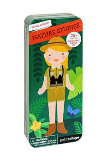 Peticollage Nature Studies Magnetic Dress Up