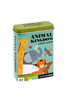 Peticollage Animal Kingdom Card Game