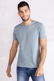 Jimmy+James Mens V Neck Tee