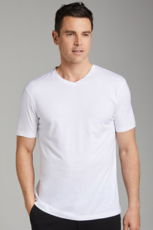 Jimmy+James Men's V Neck Tee - 234387