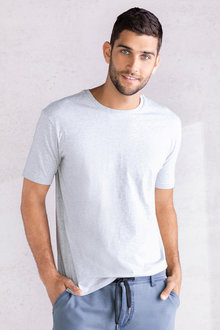 Jimmy+James Men's Crew Neck Tee