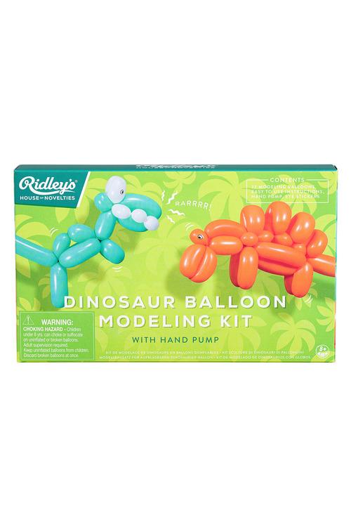 Peticollage Dinosaur Inflatable Balloon Modelling Kit