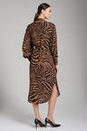 Grace Hill Long Sleeve Shirt Dress