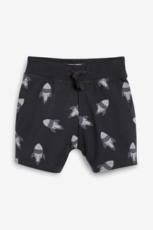 Next Rocket All Over Print Shorts (3mths-7yrs)