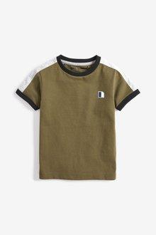 Next Colourblock T-Shirt (3mths-7yrs)