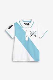 Next Short Sleeve Polo (3mths-7yrs)