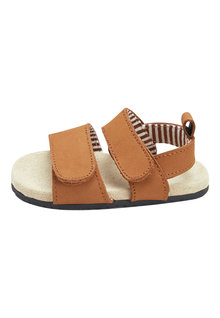 Next Leather Pram Sandals (Younger)