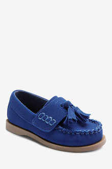 Next Suede Tassel Loafers (Younger)
