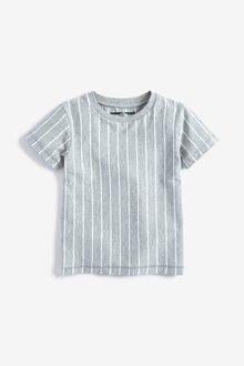 Next Vertical Stripe T-Shirt (3mths-7yrs)