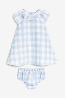 Next Gingham Dress (0mths-2yrs)