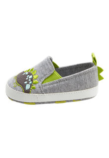 Next Slip-On Pram Shoes (0-24mths)