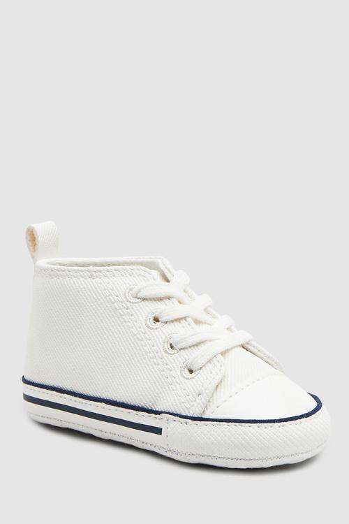 Next Skate Lace-Up Pram Boots (0-24mths)