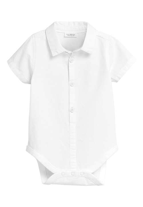 Next Short Sleeve Shirtbody (0mths-2yrs)
