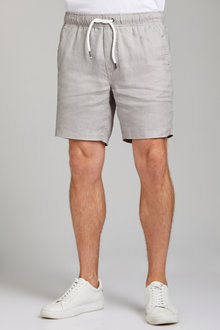 Jimmy+James Men's Linen Shorts - 234623