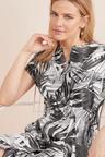 Next Belted Shirt Dress