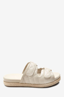 Next Quilted Mules