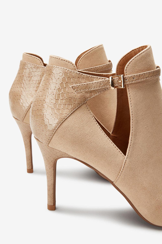 aaf954103b3 Next Forever Comfort Open Side Shoe Boots Online   Shop EziBuy