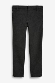 Next Formal Stretch Skinny Trousers (3-16yrs)- Regular Fit