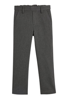 Next Pull-On Slim Fit Trousers (3-12yrs)- Slim Fit