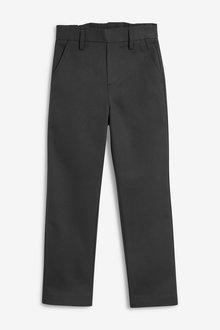 Next Slim Fit Pull Onl Trousers (3-12yrs)- Slim Fit