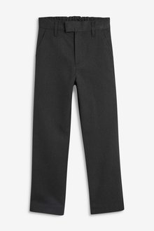 Next Formal Slim Leg Trousers (3-16yrs)- Slim Fit